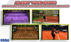 Virtua Tennis Challenge Free for Android Free Download    Apps     Virtua Tennis    Challenge FREE screenshot