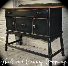 distressed antique furniture. black and brown furniture restoration repair painting distressed antique
