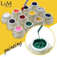 3 Pcs <b>Lvmay Brand</b> Temperature Changing <b>Gel</b> Bottle Nail Bulk Buy ...