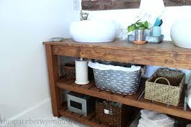 building your own bathroom vanity. The Most Diy Wood Vanity In Master Bathroom With Build Your Own Designs Building N