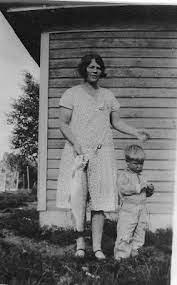 My Family History: Vilate Irene Riggs Barney