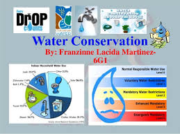 Water Conservation Ppt
