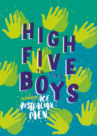 High Five Design High Five To The Boys Penguin Books Australia