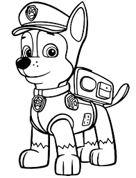 Paw Patrol Coloring Sheets As Well As Paw Patrol Pup To Produce