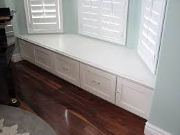 ... Large Size Mesmerizing Bay Window Seating Bench With Storage Pics Ideas  ...