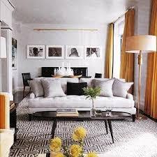elle decor white living rooms black geometric rug gray on geometric decor living room r32 room