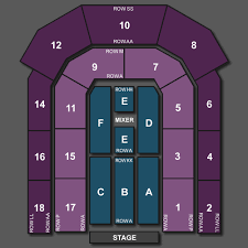 Liverpool Echo Seating Chart Liverpool Echo Arena Map