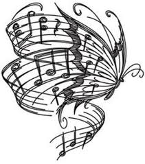 cool music drawing at getdrawings com free for personal use rh cool music designs black graphic designs to trace2 cool
