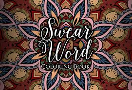 swear word coloring book for s