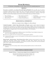 police officer resume examples no experience best ideas on cops template  free templates law enforcement we