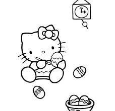Hello Kitty Nurse Coloring Page Acmsfsucom