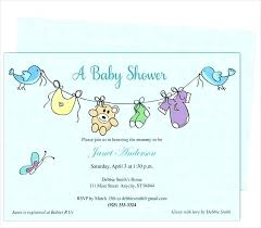 Office Baby Shower Invite Custom Baby Shower Invitations Attractive Office Invitation
