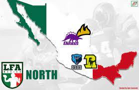 Mexico: Liga de Futbol Americano Profesional kicks off - North Division  Preview