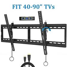 juststone tilt tv wall mount bracket