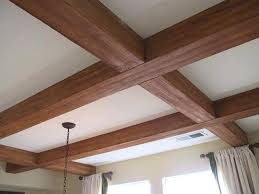 faux coffered ceiling faux ceiling ideas faux ceiling beam installers contractor diy coffered ceiling kit