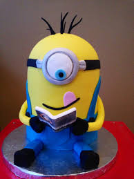This Birthday Minion Was Reading Divergent A Sweet 12 Year Old