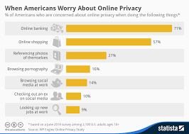 chart when americans worry about online privacy statista infographic when americans worry about online privacy statista