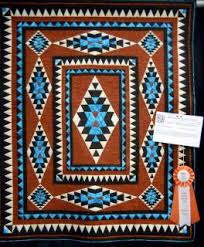 348 best Native American/Southwest QUILTS images on Pinterest ... & Southwestern Quilt Designs and Patterns / True southwest color and . Adamdwight.com