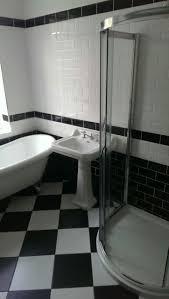Fully Tiled Bathroom Examples Of Our Work Jeffery Plumbing Plumbing In Hull