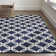 blue outdoor rugs 6 x 9 water resistant the home depot