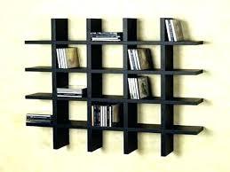 wooden wall bookshelf bookshelves shelf wood mounted