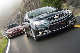 Coupe Series bmw m3 vs m5 : The Comparison: 2003 BMW M5 vs. 2015 Chevrolet SS