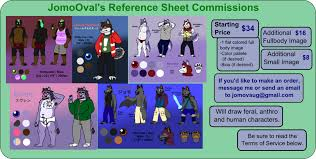 commission sheet reference sheet commission prices open by jomooval on deviantart