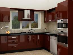 image result for maroon color kitchen cabinets quality cabinet design photos india simple decor 7