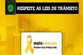 Maio amarelo: PRF no Piauí reforça campanha de consciência no transito -  meionorte.com
