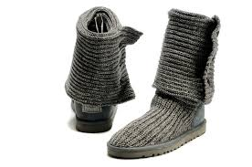 UGG 5819 Australia Classic Cardy Boots For Women in Gray ...