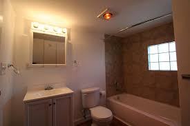 Bathroom Heat Lamp Fan  Have The Ambience That Warms The Bathroom Infrared Heat Lamps For Bathrooms