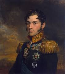 leopold saksen koburg 1790 1865 general of russian service later old paintingsportrait