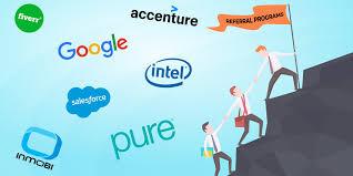 Employee Referal 7 Brilliant Employee Referral Programs Examples Digital Hr Tech Blog