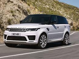 2018 land rover sport svr. Wonderful 2018 2018 Range Rover Sport Revealed With PlugIn Hybrid And Potent SVR Model For Land Rover Sport Svr
