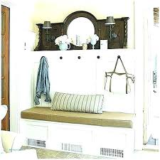 Hall Storage Bench And Coat Rack Interesting Trending Entryway Storage Bench With Coat Rack Z32 Hallway