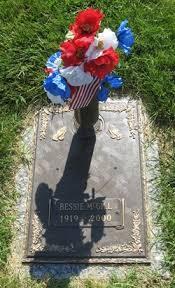 Bessie McGill (1919-2000) - Find A Grave Memorial