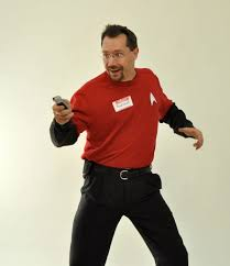 costume picture of easy star trek red shirt