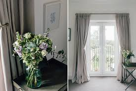 hanging curtains with laura ashley