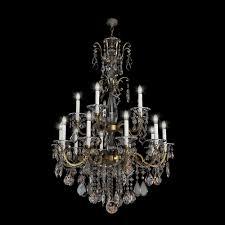 chandelier schonbek 3d model max obj fbx 1
