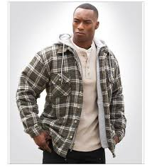 Mens Insulated Flannel Shirt Jacket - Cashmere Sweater England & Mens Insulated Flannel Shirt Jacket 24 Adamdwight.com