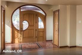 wood door ashland