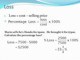 Profit And Loss Calculator Under Fontanacountryinn Com