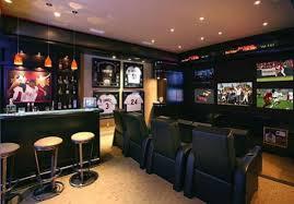 Sports Home Bar