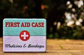 diy travel first aid kit