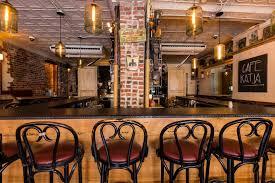 restaurant pendant lighting. restaurant pendant lights at cafe katja in smoke glass lighting u