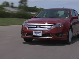 2011 Ford Fusion Color Chart 2011 Ford Fusion Reviews Ratings Prices Consumer Reports