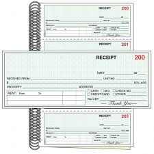 Free Rent Receipts Cool Rent Receipt BookTwo PartFree ShippingTake The Hassle Out Of Rent
