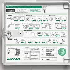 Rain Bird Esp Lx Programming Chart Rain Bird Esp12lxmef 12 Station Controller W Flow Smart Mod