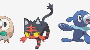 Pokemon Litten Evolution Chart