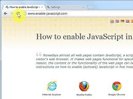how to enable javascript dns ssl tls http and html results for enable javascript com